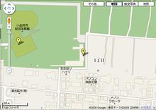 小金井公園 弓道場