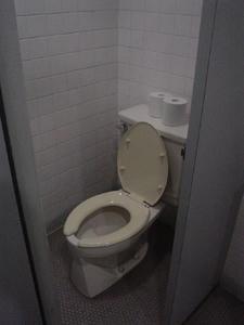 小金井公園 弓道場トイレ