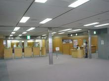 東京競馬場 4階