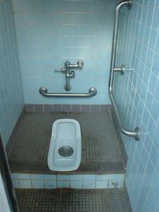 さざんか公園トイレ