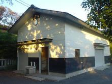 諏訪神社トイレ