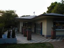 昭和記念公園 花木園売店