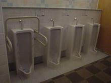 昭和記念公園 花木園売店トイレ