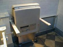 昭和記念公園 花木園売店多目的トイレ