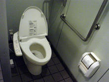 サミットストア善福寺店 1階トイレ