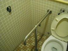 タイトーエグザー多目的トイレ