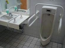 いなげや東村山市役所前店トイレ