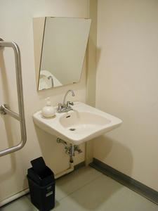 目黒雅叙園 花魁通り多目的トイレ