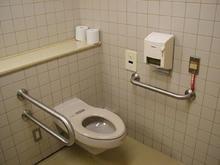 恵比寿ガーデンプレイスタワー 39階トイレ