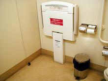 マックスバリュ田無芝久保店 1階多目的トイレ