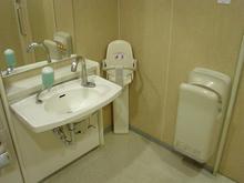 吉祥寺パルコ 5階多目的トイレ