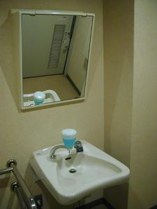 保谷こもれびホール  1階大ホール多目的トイレ
