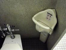 武蔵野総合体育館 1階北トイレ