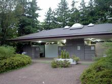 昭和記念公園 桜の園トイレ