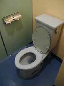 セガワールドアルカス 2階トイレ