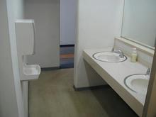 多摩平の森ふれあい館 1階トイレ