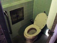 小金井公園 槻の木広場トイレ
