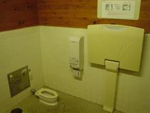 小金井公園 槻の木広場多目的トイレ