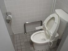 ライフ中野駅前店 2階トイレ