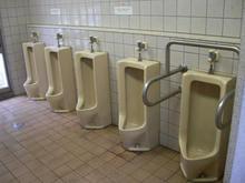 多磨霊園 休憩所トイレ