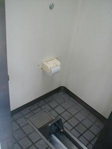 うさぎさん公園トイレ