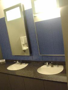 アイガーデンテラス 1階トイレ