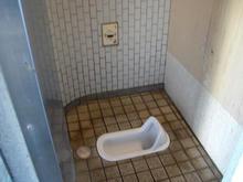 紅葉山公園トイレ