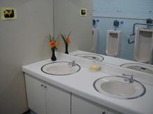 ひばりが丘公民館トイレ