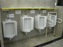 日本橋三越本店 本館2階北西トイレ
