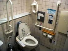 日本橋三越新館 9階多目的トイレ