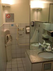 伊東屋(itoya)銀座本店本館 9階トイレ