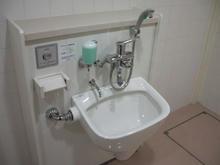 島忠ホームズ小平店 1階多目的トイレ