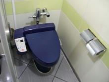 三省堂神保町本店 5階トイレ