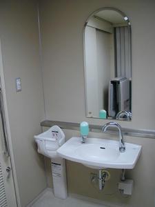 宮前図書館 1階多目的トイレ