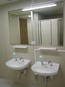 宮前図書館 地下1階トイレ