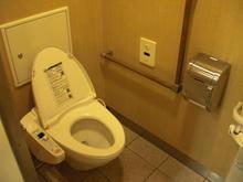 新宿三越アルコット 地下3階トイレ