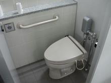高幡不動尊金剛寺トイレ