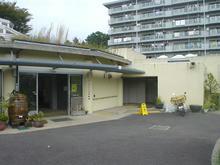 中目黒公園 花と緑の学習館 外トイレ