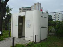 中目黒公園トイレ