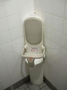 フレンテ新宿(西新宿地下通路)トイレ