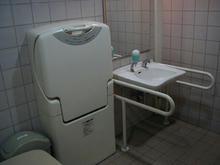イトーヨーカドー武蔵境店 東館1階多目的トイレ