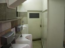 日本橋三越本店 本館8階屋上トイレ