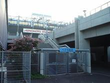 味の素スタジアム 正門ゲート