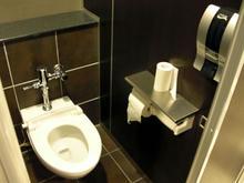 新宿バルト9 13階トイレ