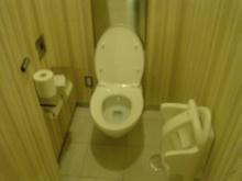 昭和記念公園 花みどり文化センター内トイレ