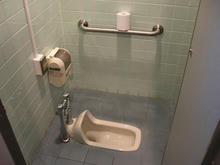 西河原公民館 2階トイレ