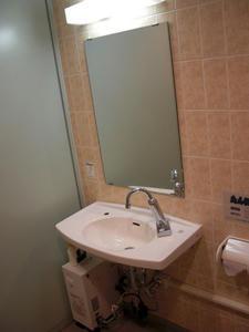 あいとぴあセンター 1階多目的トイレ