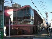 高幡図書館トイレ