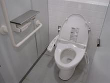 エルモールプラザ多摩センター 2階トイレ