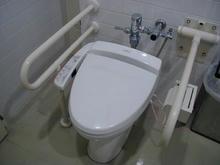 エルモールプラザ多摩センター 2階多目的トイレ